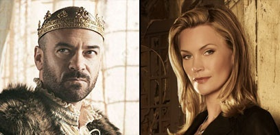 Beauty and the Beast recrute Alan Van Sprang et Natasha Henstridge